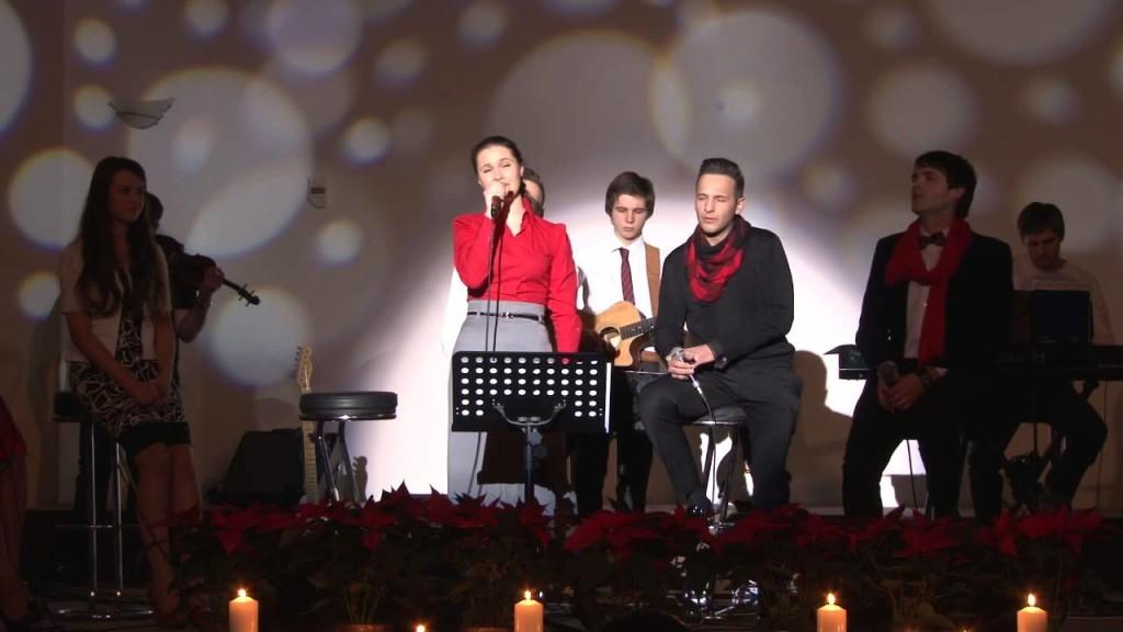 Різдвяний концерт. 3 серія.