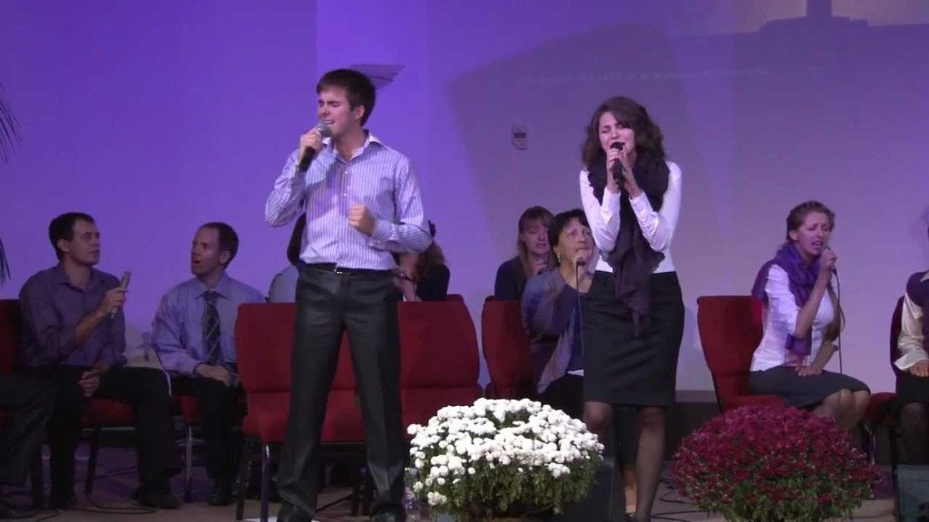 Ты моя жемчужина — Иисус! 6 частина концерту «ЄП»